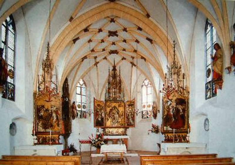 Schloss Blutenburg: Kapelle