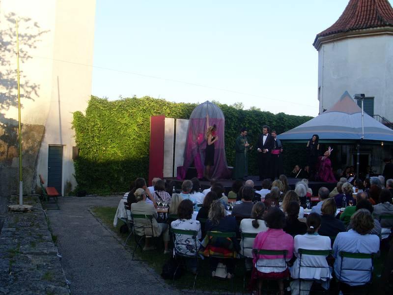 Schloss Blutenburg: Opern in der Blutenburg