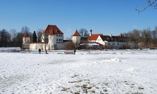 Schloss Blutenburg: Feiern im Schloss
